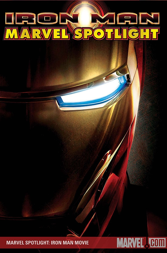 MARVEL SPOTLIGHT: IRON MAN #1