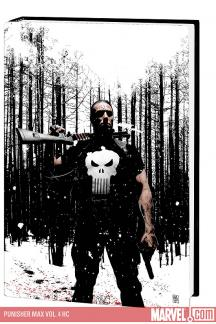 Punisher Max Vol. 4 (Hardcover)