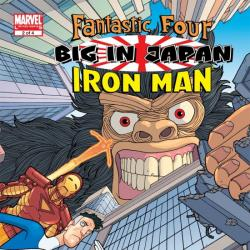 Fantastic Four/Iron Man: Big in Japan (2006)