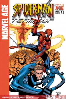 Marvel Age Spider-Man Team-Up #1