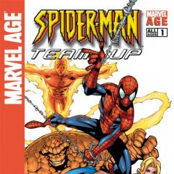 Marvel Age Spider-Man Team-Up (2000 - 2005)