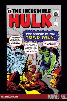 Incredible Hulk (1962) #2