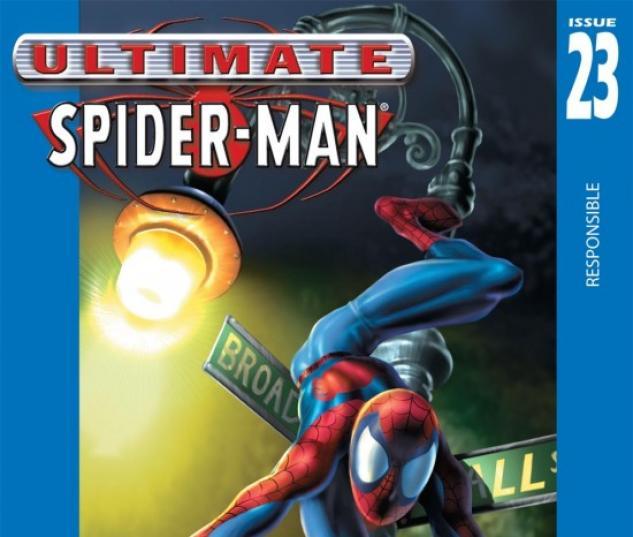 ULTIMATE SPIDER-MAN #23