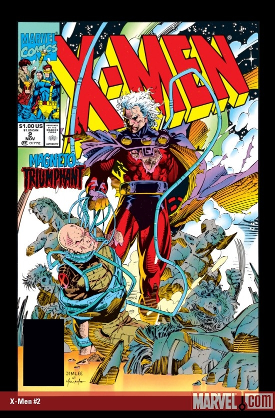 X-Men #2