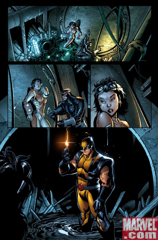 New Warriors #3 Page 15