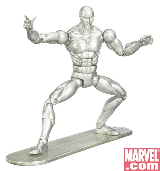 Wal-Mart Exclusive Silver Surfer