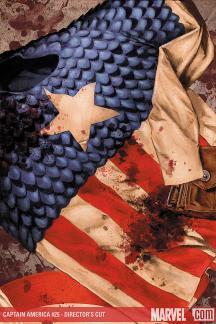 Captain America (2004) #25 (Director's Cut)