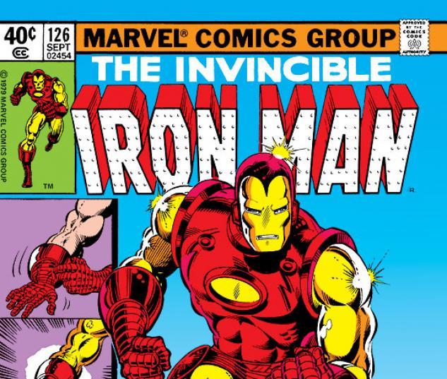 IRON MAN: DEMON IN A BOTTLE #0