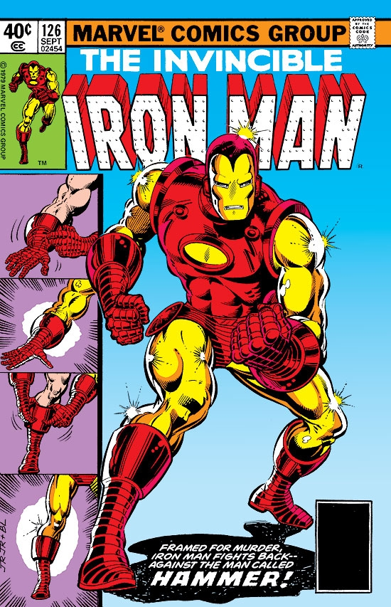 IRON MAN: DEMON IN A BOTTLE #0