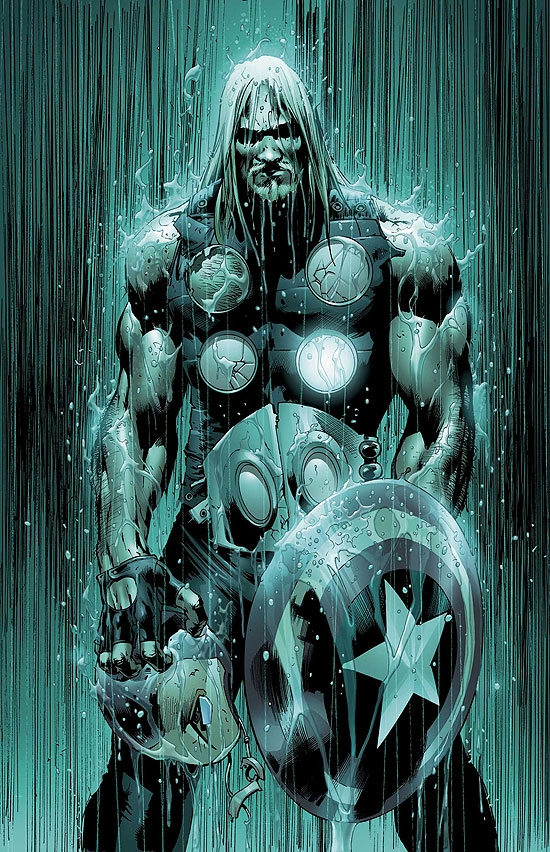 ULTIMATES 2 (2007) #5 COVER