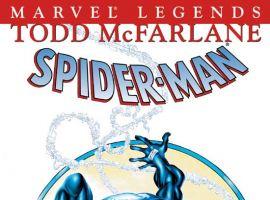 SPIDER-MAN LEGENDS VOL. II: TODD MCFARLANE BOOK I TPB #0
