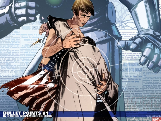 Bullet Points (2006) #1 Wallpaper