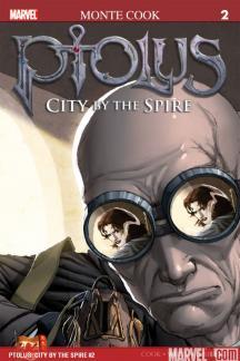 Ptolus: City by the Spire #2