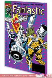 Fantastic Four Visionaries: Walter Simonson Vol. 2 (Trade Paperback)