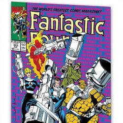 FANTASTIC FOUR VISIONARIES: WALTER SIMONSON VOL. 2 #0