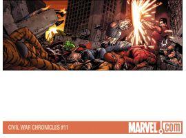 CIVIL WAR CHRONICLES #11