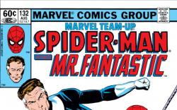 Marvel Team-Up #132