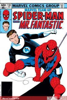 Marvel Team-Up #132