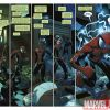 ULTIMATE COMICS SPIDER-MAN #14 preview page by David La Fuente