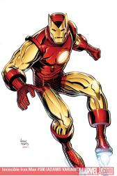 Invincible Iron Man #500  (ADAMS VARIANT)