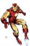 Invincible Iron Man (2008) #500 (ADAMS VARIANT)