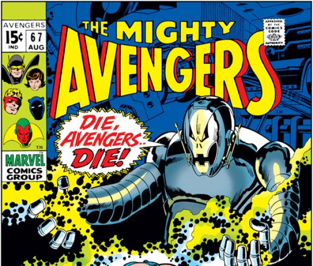 Image Featuring Sal Buscema