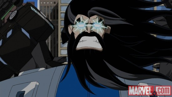 Graviton from The Avengers: Earth's Mightiest Heroes!