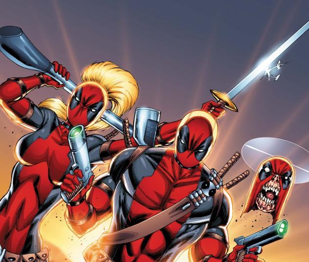 Deadpool Coprs #12