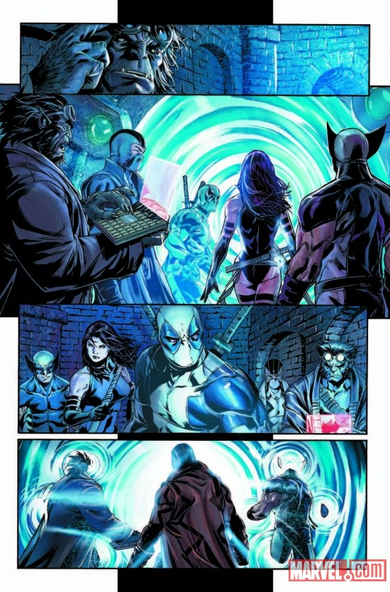 Uncanny X-Force #11 Preview 2
