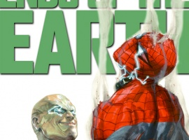 Electro Vs. Spider-Man: Ends of the Earth