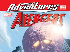 Marvel Adventures the Avengers (2006) #12