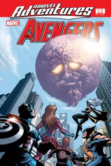 Marvel Adventures the Avengers #12