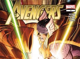 Avengers (2010) #11