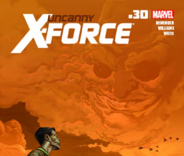 UNCANNY X-FORCE 30 (WITH DIGITAL CODE)