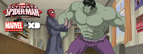 Ultimate Spider-Man Ep. 19 Preview