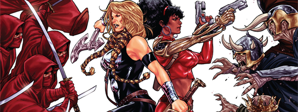 Marvel NOW! Q&amp;A: Fearless Defenders
