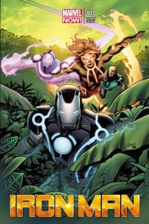 Iron Man (2012) #3 (Tbd Artist Variant)
