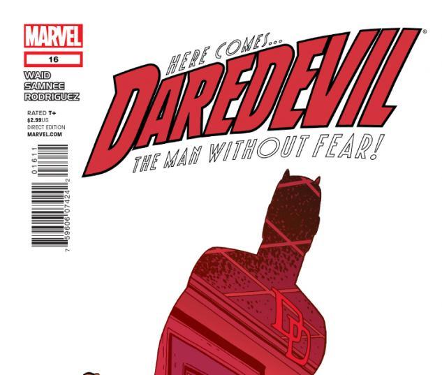 Cover: Daredevil (2011) issue #16