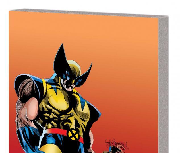 X-MEN: WOLVERINE/GAMBIT TPB (NEW PRINTING)