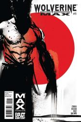 Wolverine Max #5 