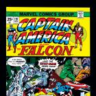 Captain America (1968) #191 Cover