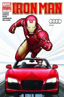 Iron Man: A Cold Run #1