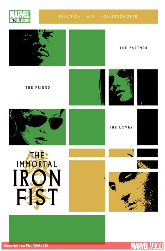 Immortal Iron Fist Annual (2007) #16
