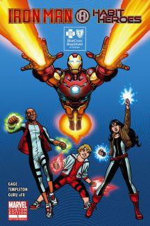 BlueCross BlueShield of Georgia Presents:  Iron Man & Habit Heroes #1