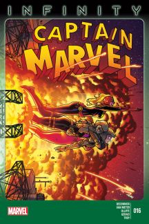 Captain Marvel #16