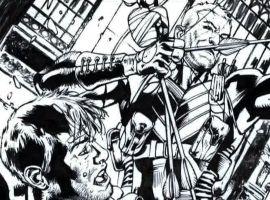 Marvel AR: Brian Michael Bendis on Bryan Hitch