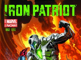 IRON PATRIOT 2 BENNETT VARIANT (ANMN, WITH DIGITAL CODE)