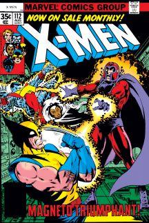 Uncanny X-Men #112