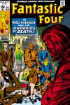 Fantastic Four (1961) #96 Cover