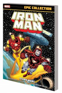 Iron Man Epic Collection: Stark Wars (Trade Paperback)